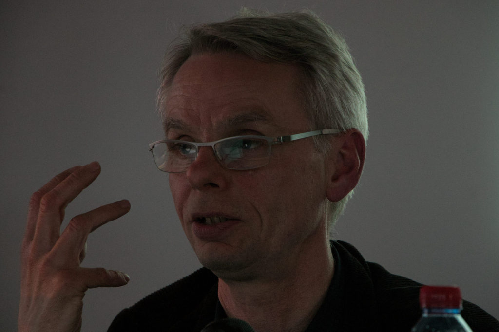 Prof. Dr. Dieter Daniels